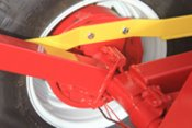 Electric Brakes are Now Standard on All Vennings Self Propelled Augers
